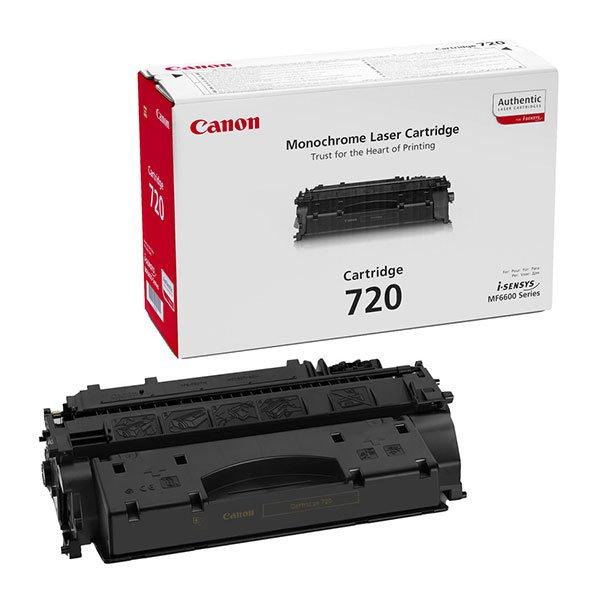 Заправка картриджа Cartridge 720 Canon LaserBase MF6680 i-Sensys