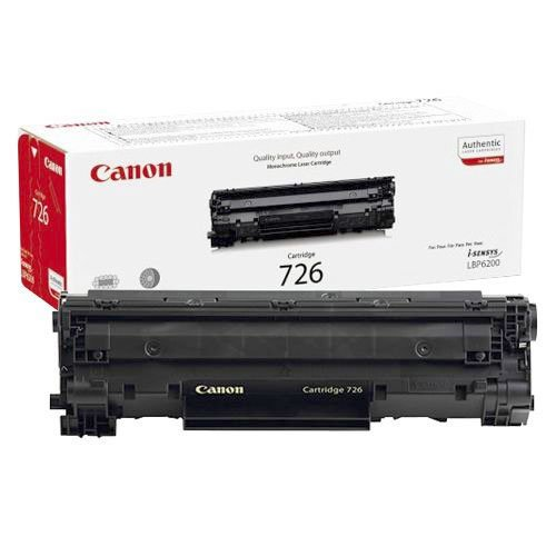 Заправка картриджа Cartridge 726 Canon LBP 6200 i-Sensys