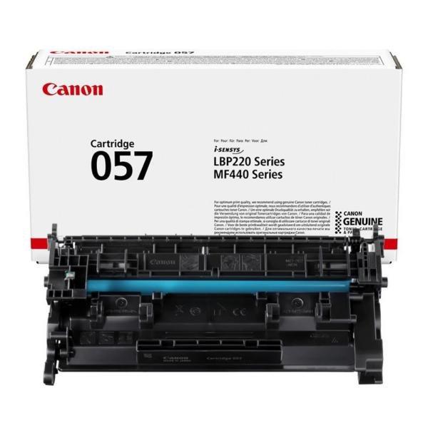 Заправка картриджа Canon 057