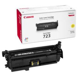 Заправка картриджа Canon 723Y + чип в Сочи
